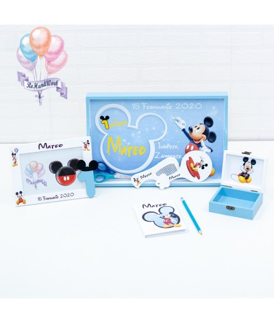Set mot Mickey Mouse creta - 3