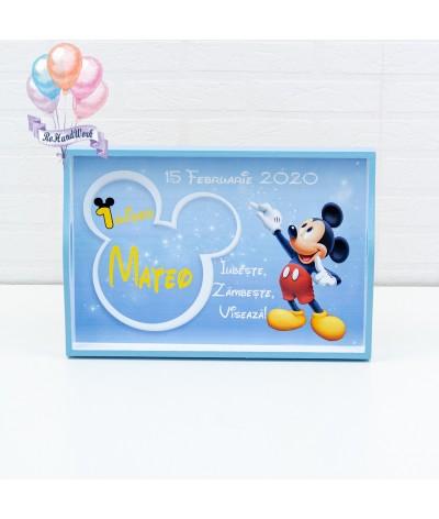 Set mot Mickey Mouse creta - 2