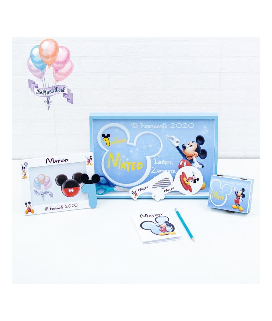 Set mot Mickey Mouse creta - 1