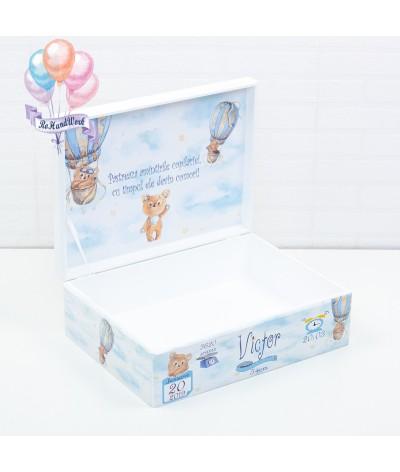 Cutie Amintiri Ursulet in balon - 2