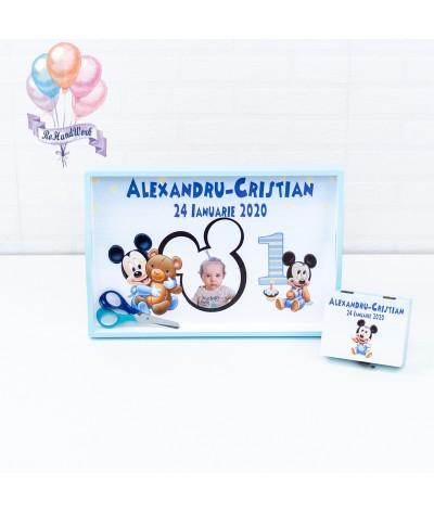 Set mot Baby Mickey Mouse - 1
