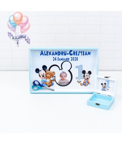 Set mot Baby Mickey Mouse - 2