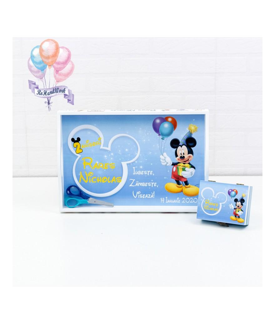 Set mot Mickey mouse - 1