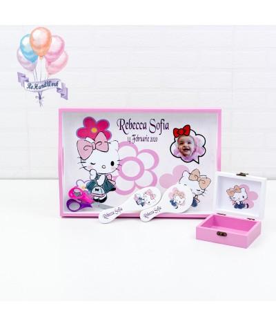 Set mot/turta Hello Kitty - 1