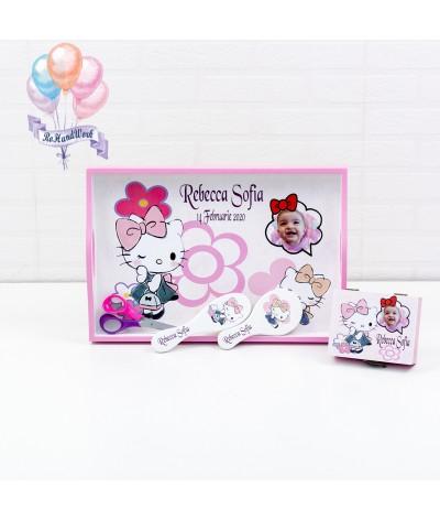 Set mot/turta Hello Kitty - 2