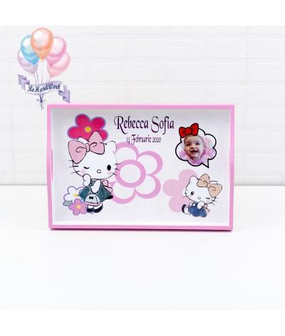Set mot/turta Hello Kitty - 3