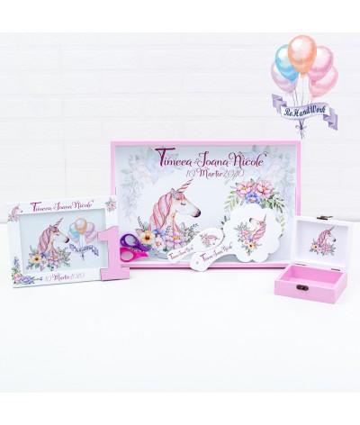 Set mot/turta Unicorn - 2