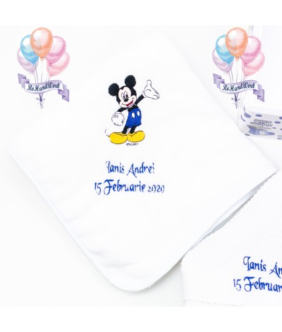 Set trusou Mickey Mouse - 10
