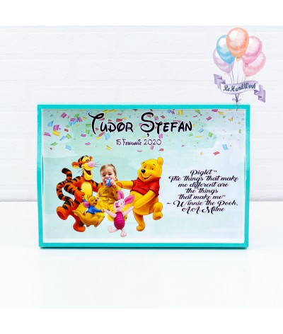 Set de mot Winnie the Pooh - 2